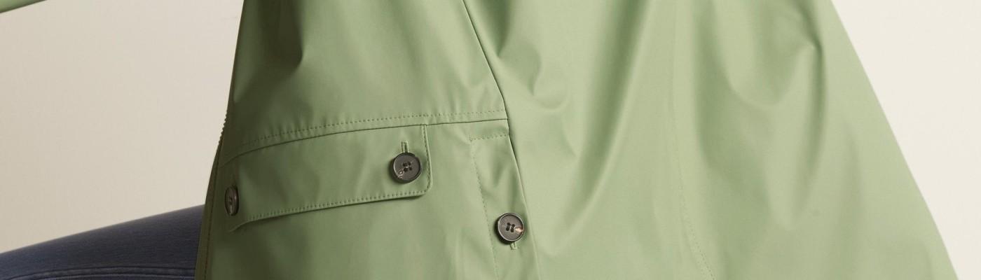 Next Rubber Rain jacket £50