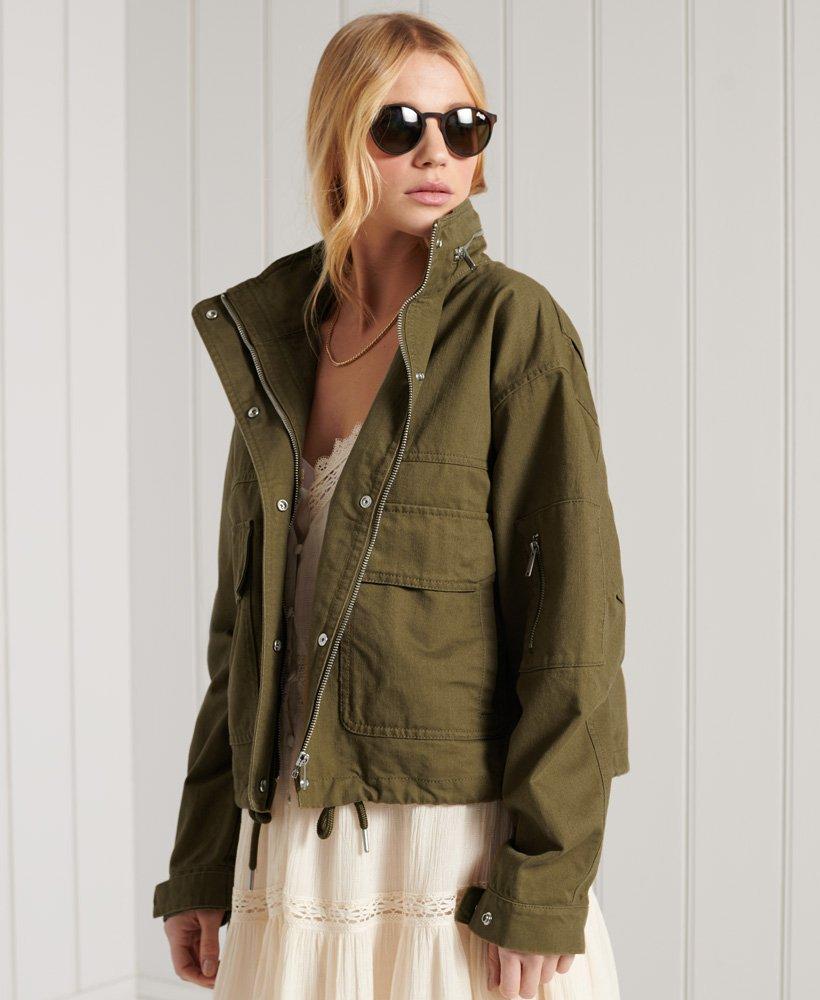 Superdry Bora Cropped jacket £74.99