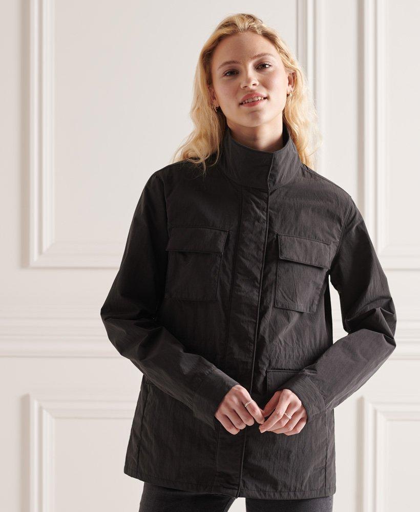 Superdry Studios Ripstop 6 Pocket Jacket £74.99